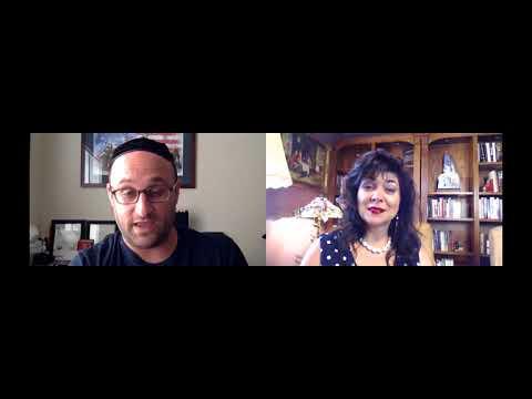 Yehuda Remer on Gun Freedom Radio with Cheryl Todd