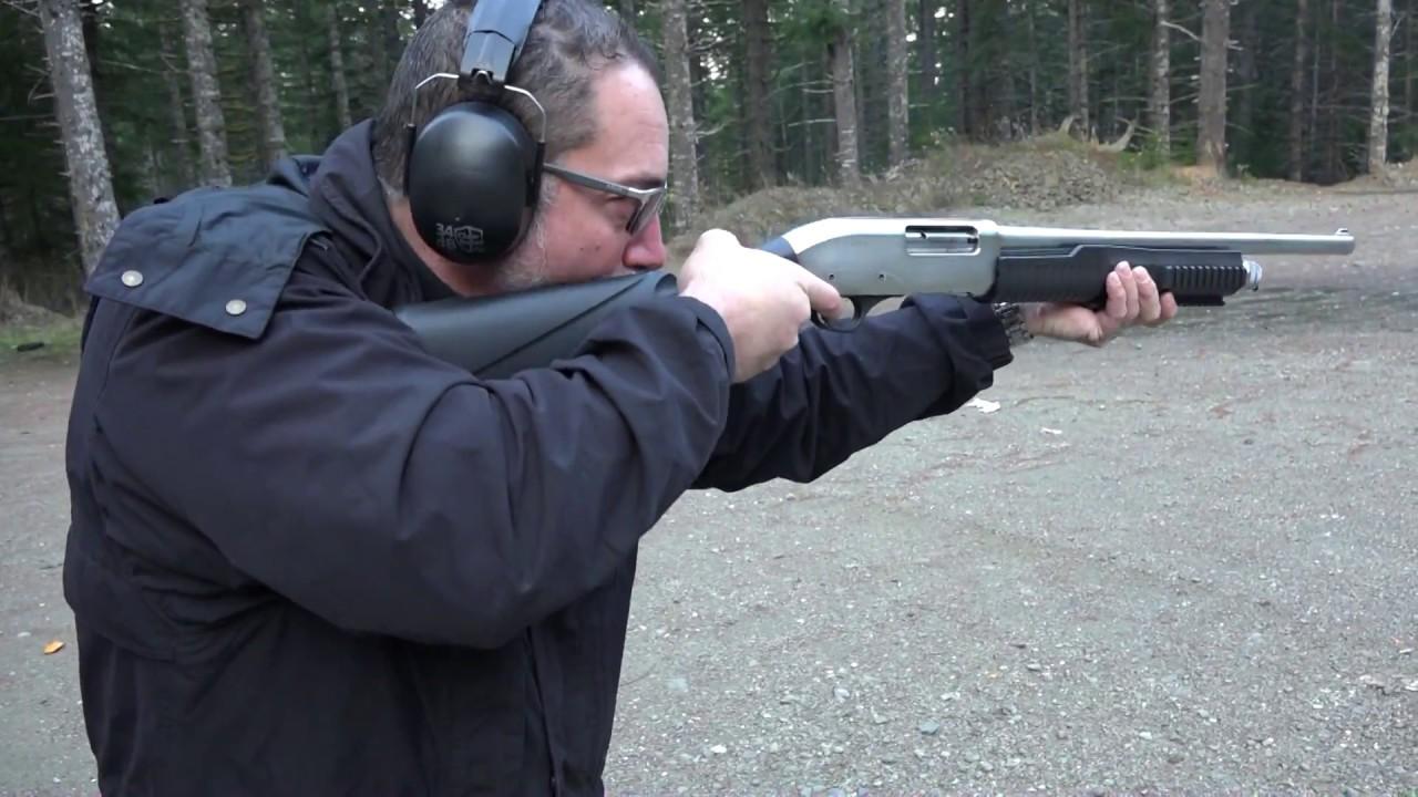 TR Imports XP15 Pump Action 12 Gauge Shotgun Review