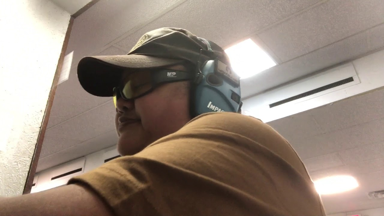 G42: Shooting at the range!