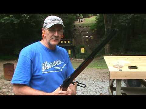 .44 Magnum Levergun