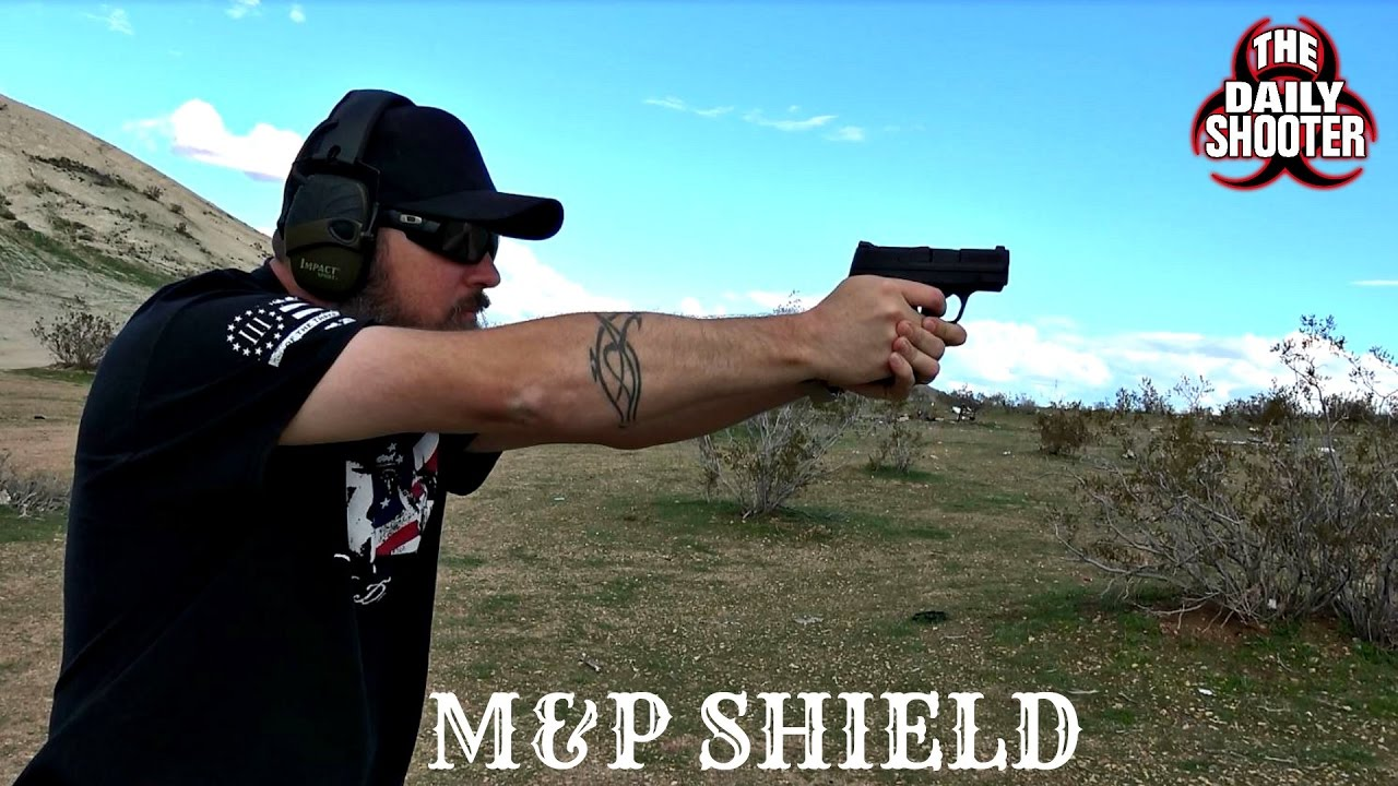 S&W M&P Shield 9mm New CCW Pistol
