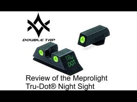 Review of the Meprolight Tru Dot® Night Sight
