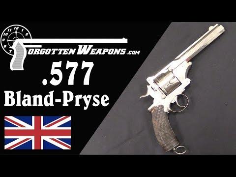 .577 Caliber Bland-Pryse Stopping Revolver