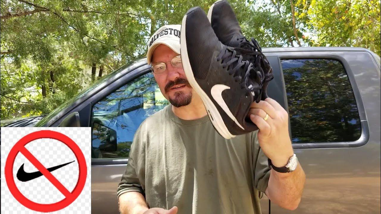 My Nike Rant !