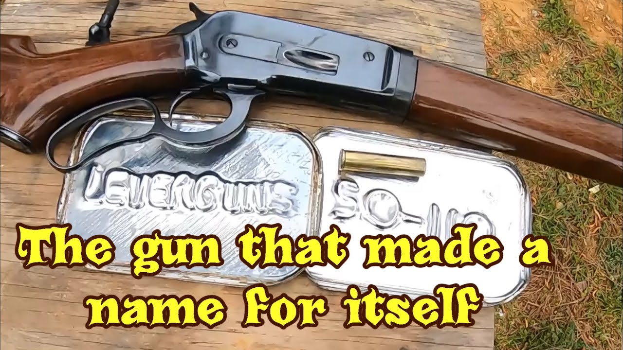 The gun that created an artful name for self