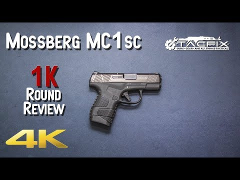 Mossberg MC1sc 1,000 Round Review & Giveaway Announcement