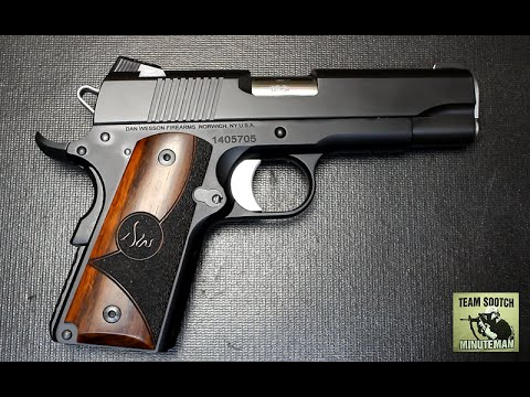 The Perfect 1911 Carry Option : Dan Wesson CCO Pistol