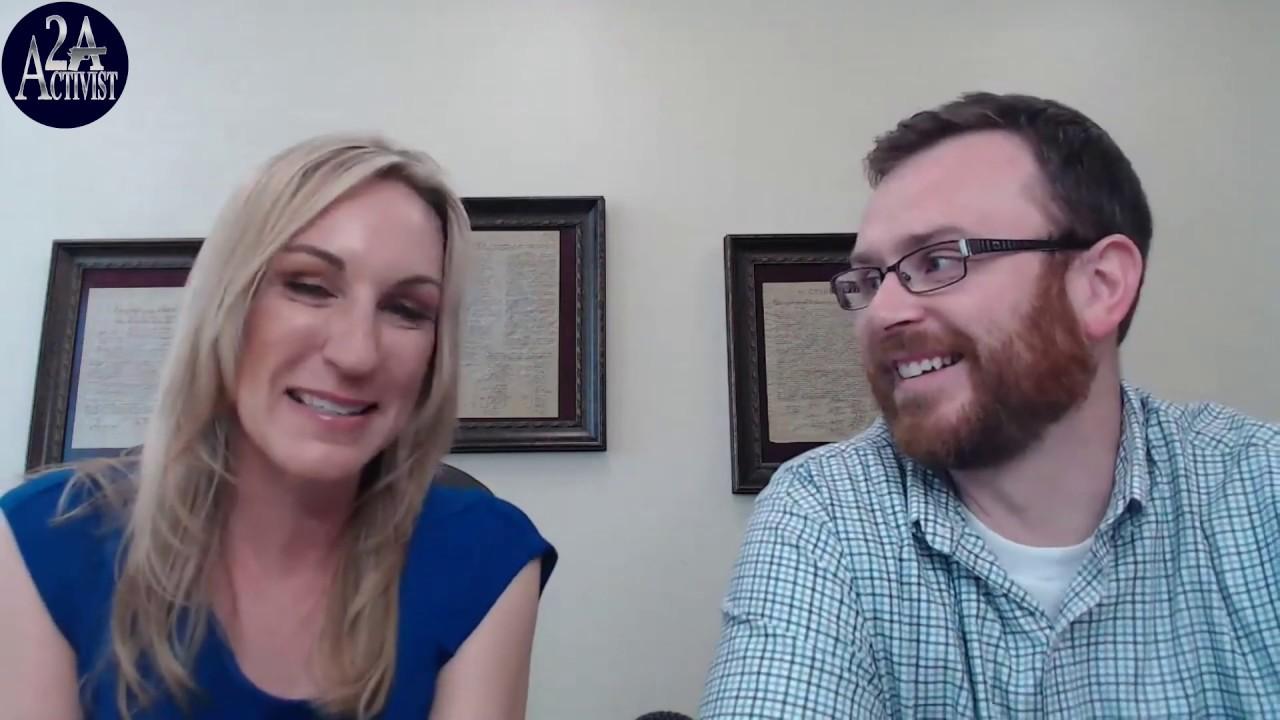 Interview: Gun Rights Attorney - Alexandria Kincaid!