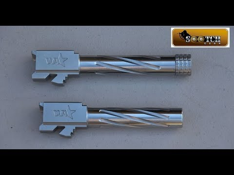 Wheaton Arms New Glock Match Grade Barrels