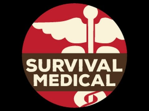 Survival Medical Kits-Long Term Storage First Aid Kits