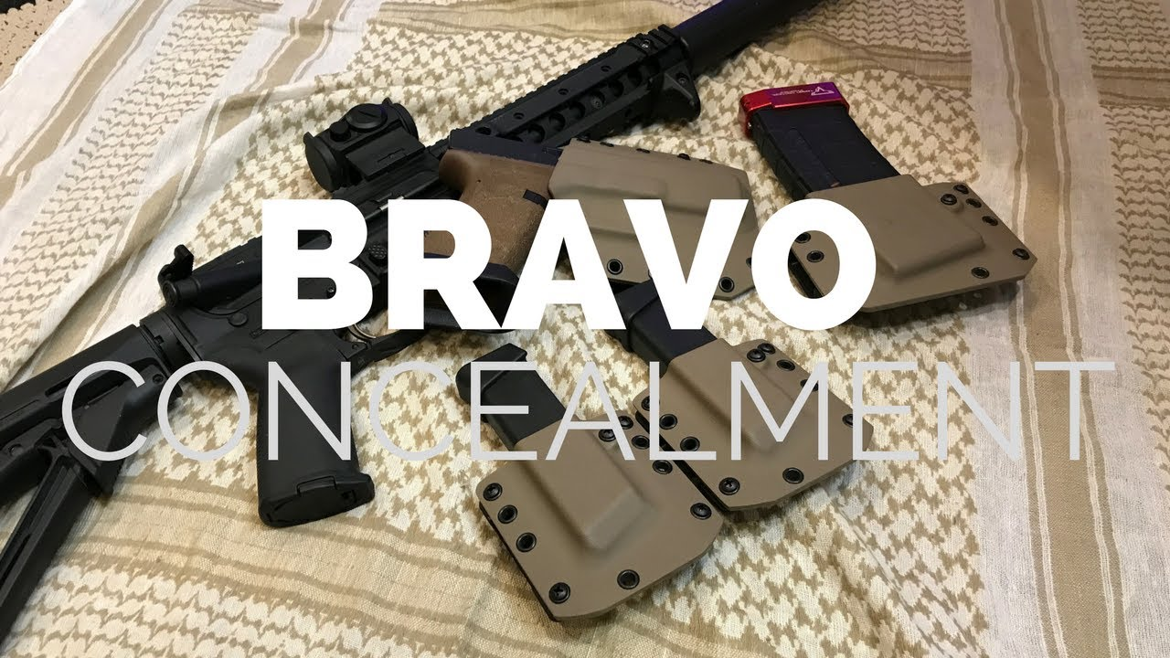 Gun Travel AND Bravo Concealment Fun