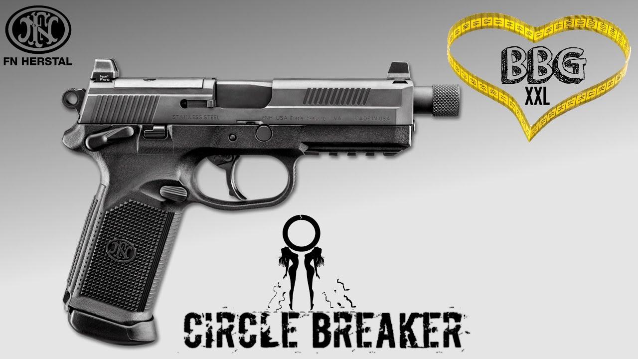 The Best Offensive Handgun Known To Man (45ACP)