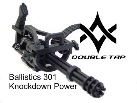 Ballistics 301: Knockdown Power 9mm vs 40S&W vs 357Sig vs 45ACP vs 10mm