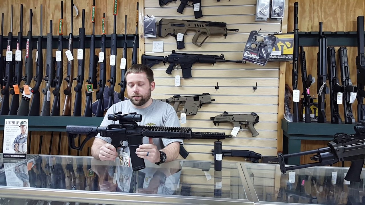 Daniel Defense Mk18 and Suppressors