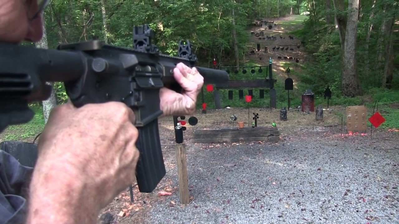 300 Blackout Pistol Suppressed