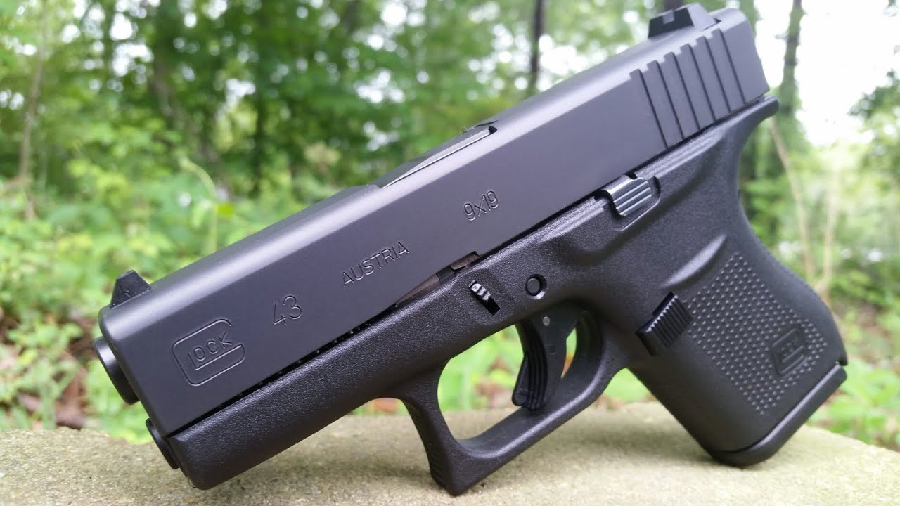 Glock 43...How Does This Single Stack Up?