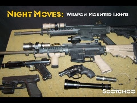 Night Moves: Weapon Training in the Dark