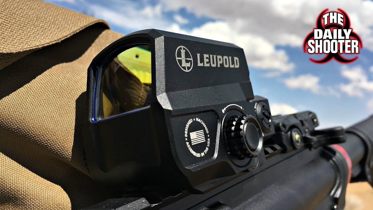 Leupold LCO Reflex Sight Review and Testing