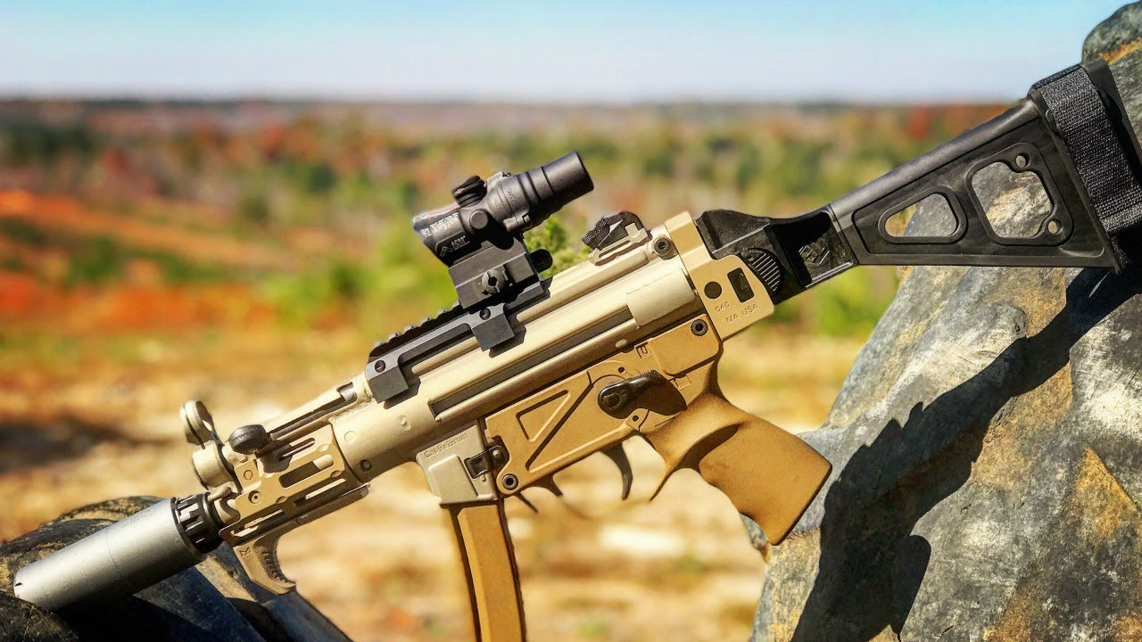 Zenith Z5P 1000+ Round Review, The Best MP5K?