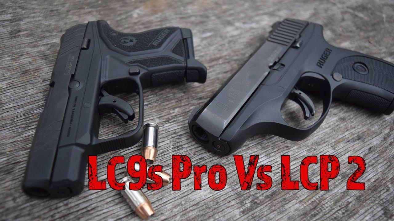 LC9s Pro vs LCP 2...Pocket Rocket vs Single Stack 9
