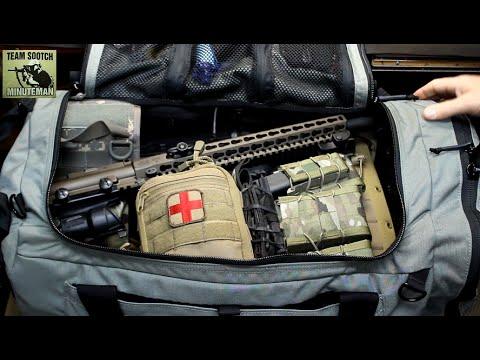 Tactical Load Out Bag : Minuteman Bag