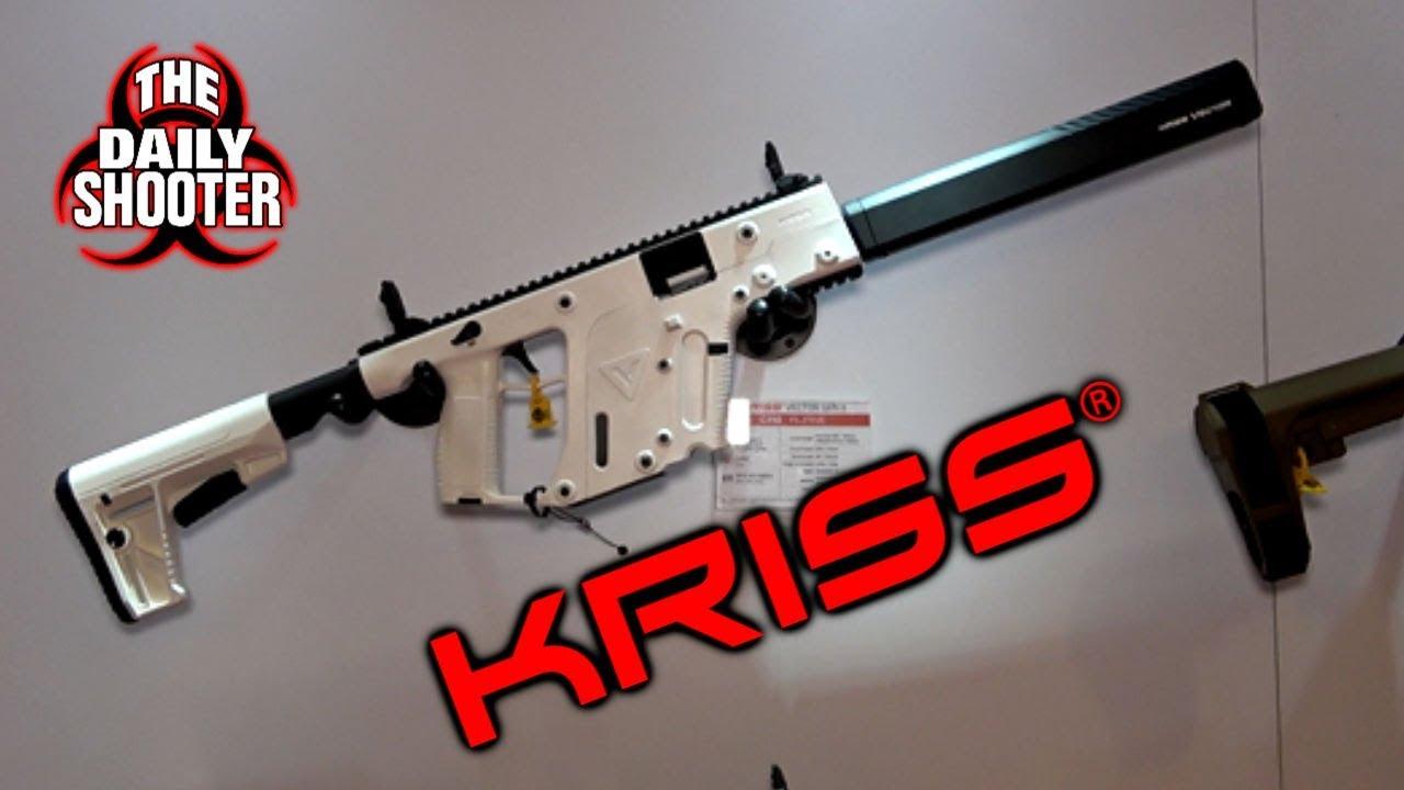 50 State Legal KRISS Vector Gen II Carbine