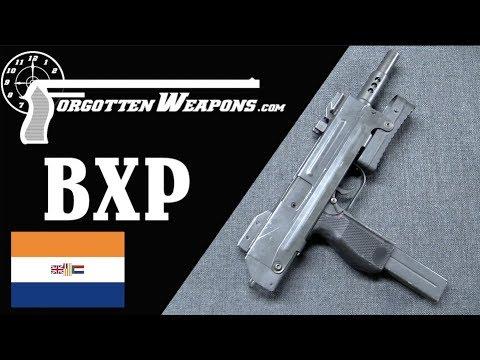 BXP: Blowback eXperimental Parabellum