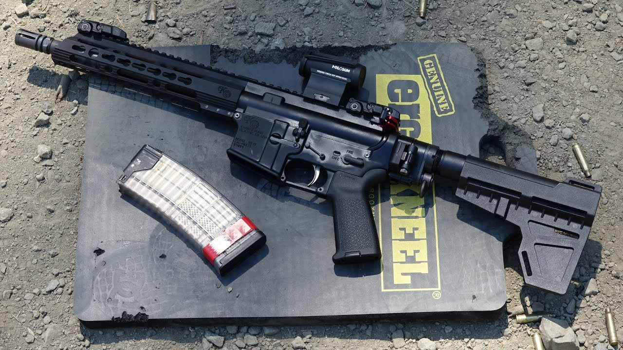 Karri's Guns Para Marauder AR Pistol Review