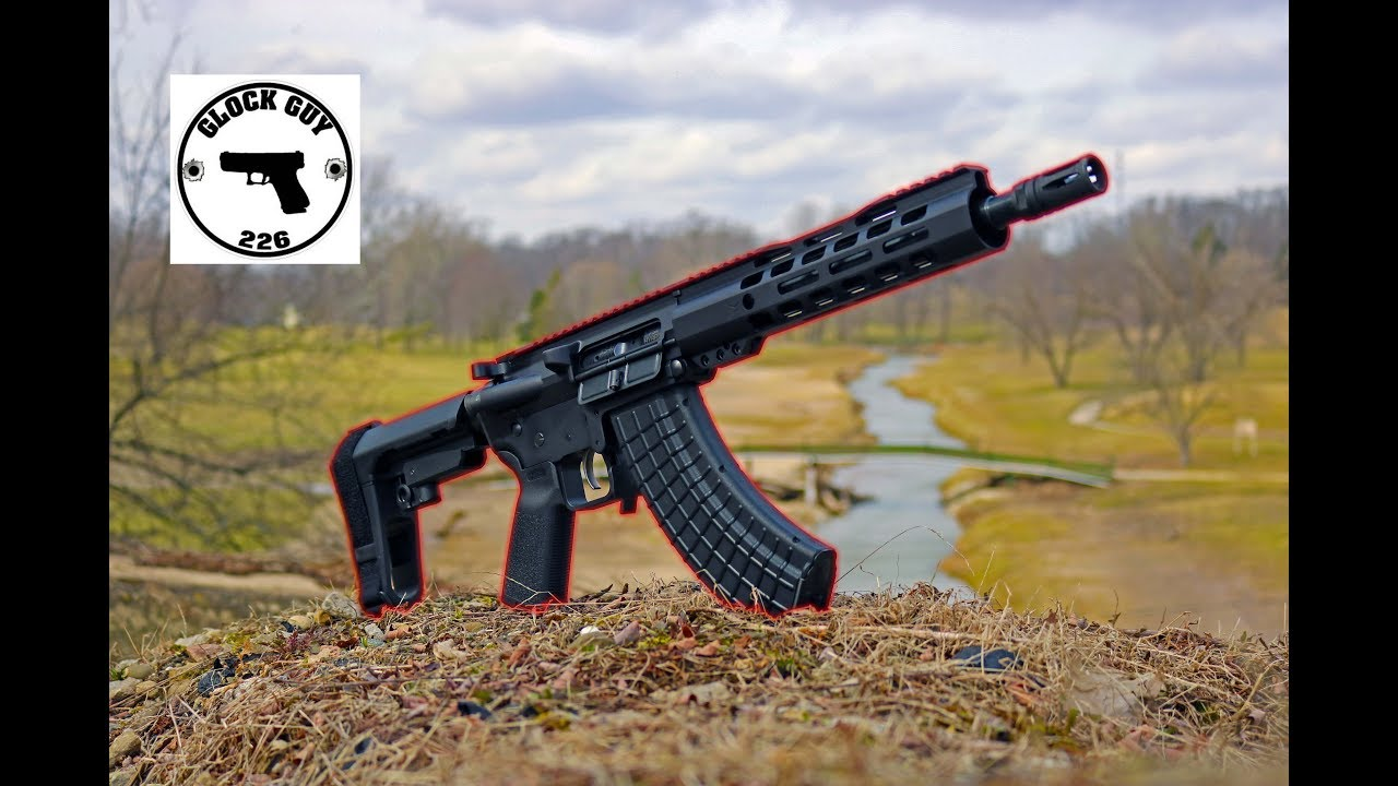PALMETTO STATE ARMORY KS47 GEN 2 FIRST LOOK!!