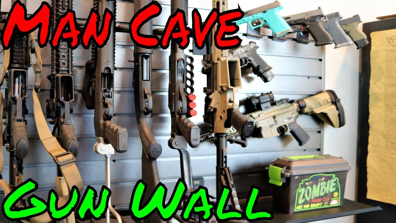 Hold Up Displays The Gun Wall You Need!