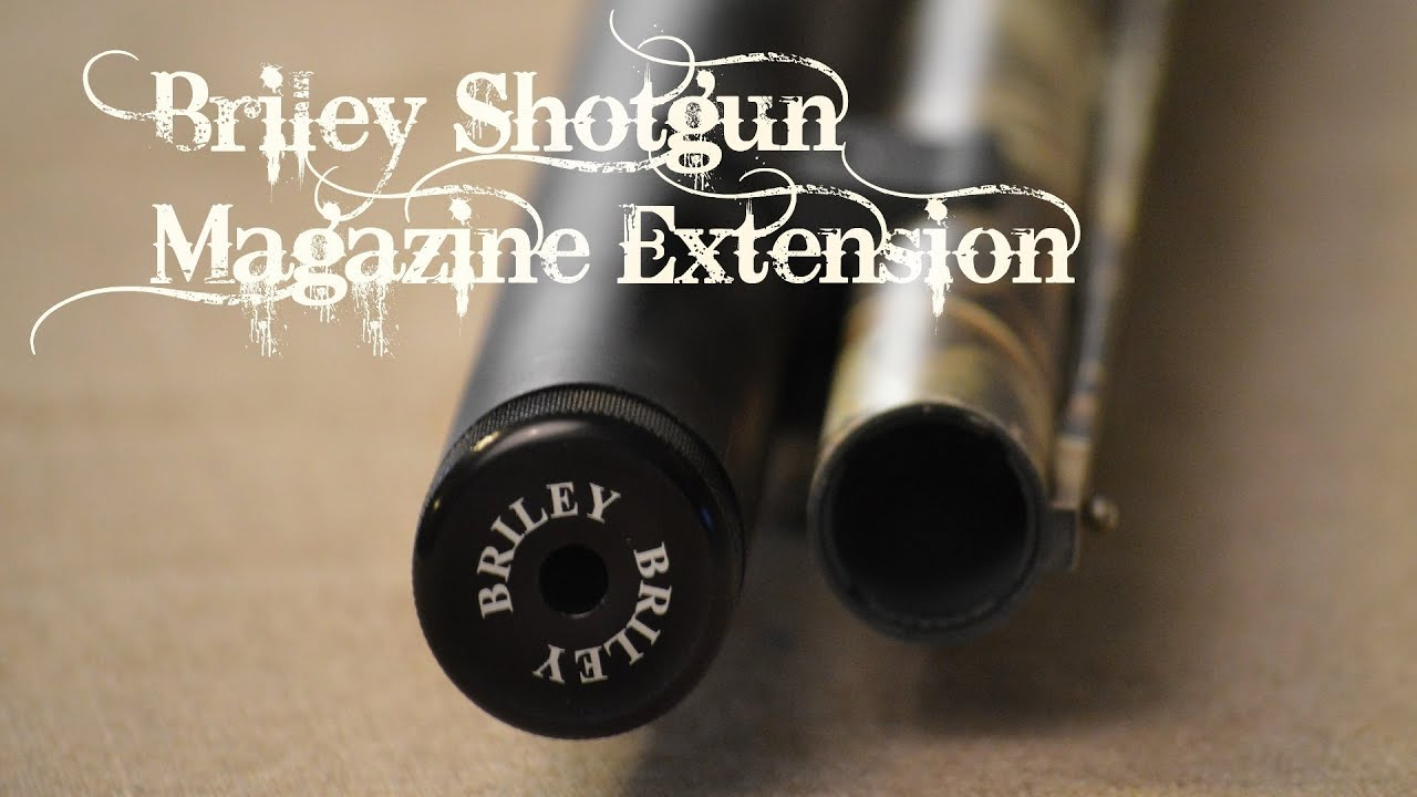 Briley Magazine Tube Extension