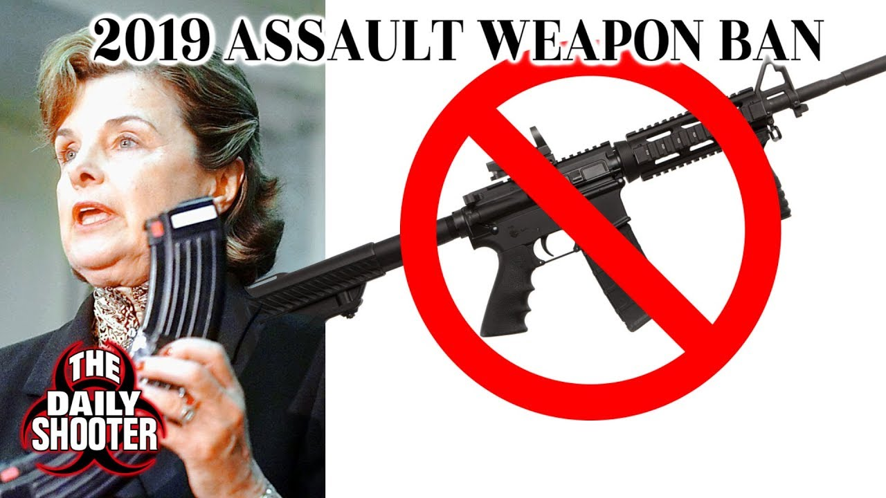Assault Weapon Ban 2019 - Here We Go Again!