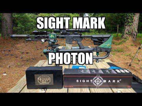Sightmark Photon Sight In & Set Up