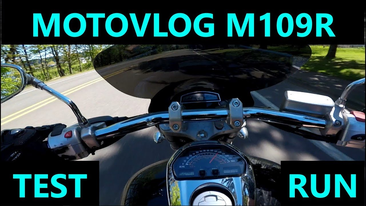 Motovlog setup test need your input.