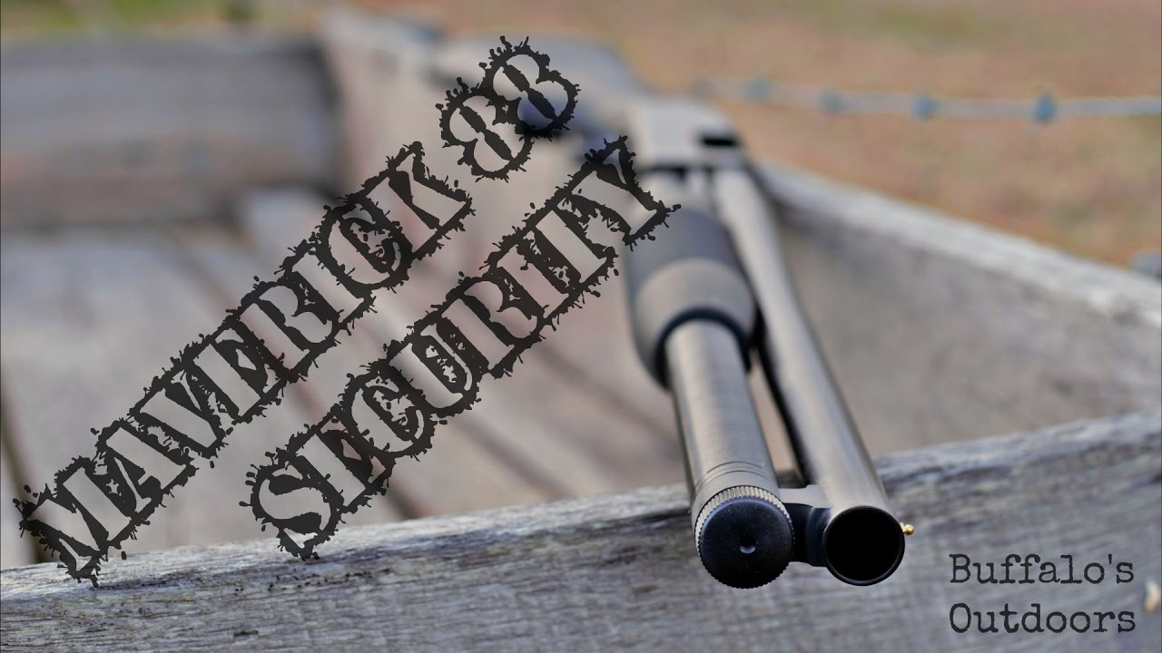Maverick 88 - Budget Home Defense Shotgun