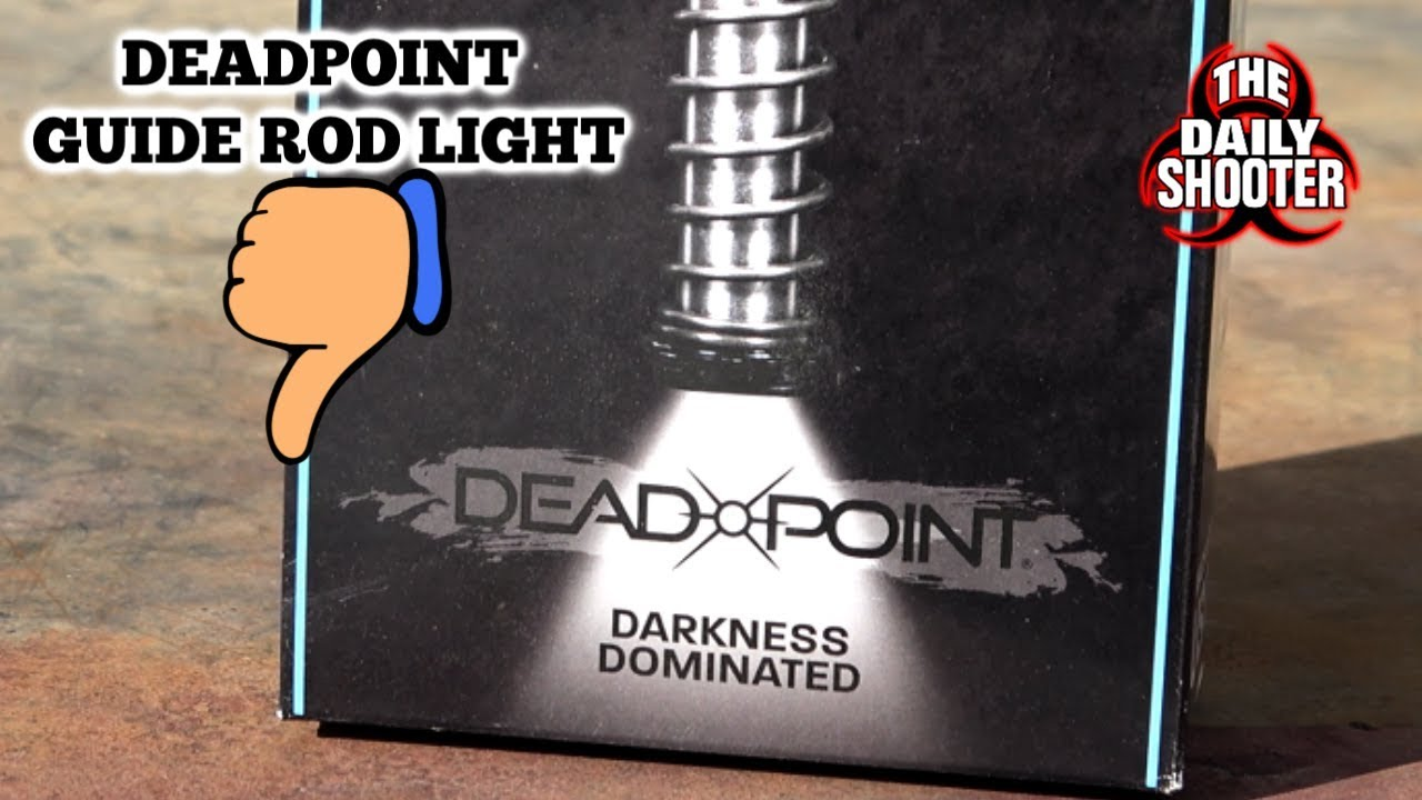 DeadPoint Guide Rod Weapon Light