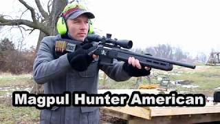 Magpul Hunter American stock Review Budget Precision stock