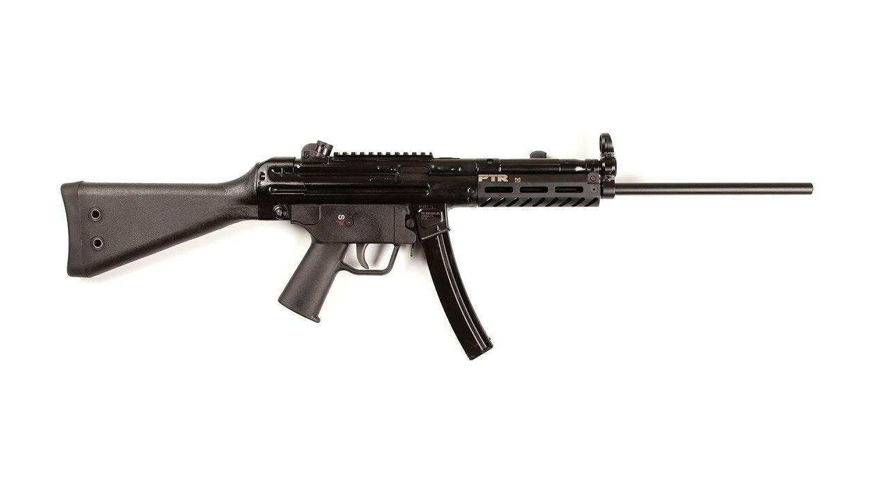 PTR 9R Carbine Range Test