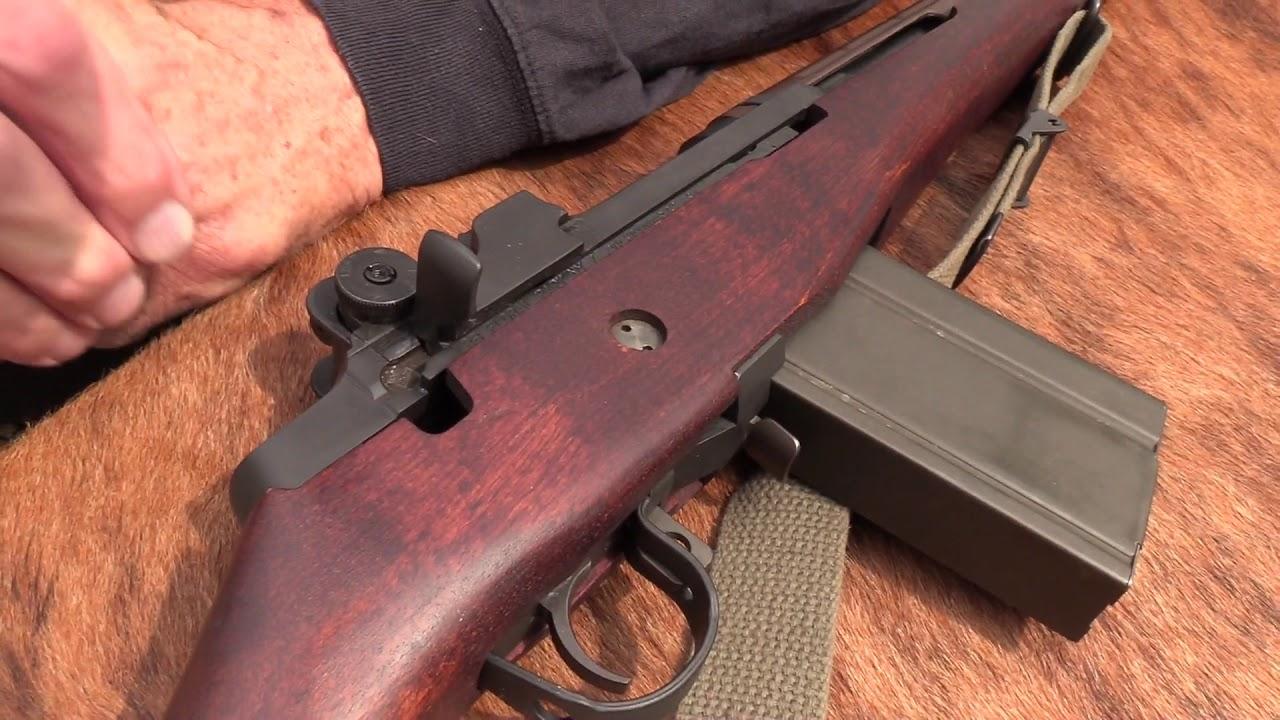 M14 SA  by LRB