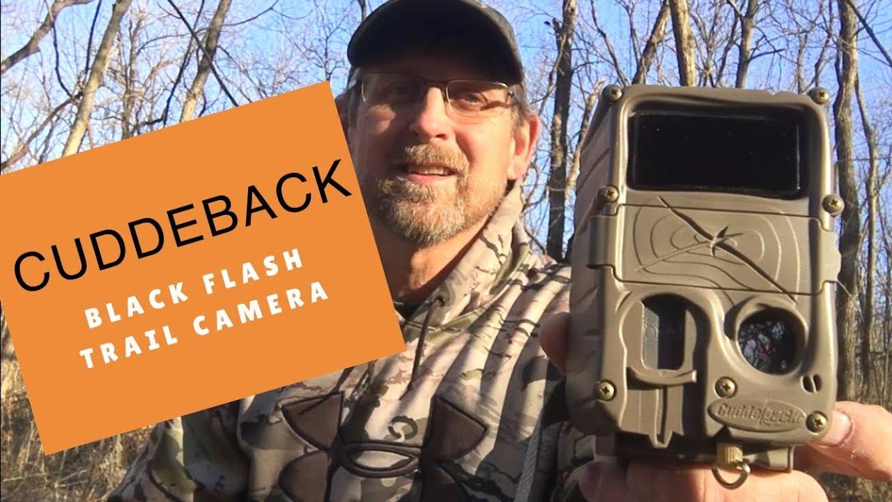Unboxing Cuddeback Black Flash trail camera