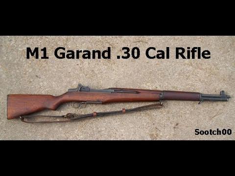 M1 Garand .30 Cal. Rifle