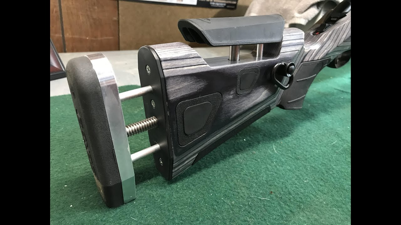 Ruger Centerfire Predator/Boyds At-One Stock
