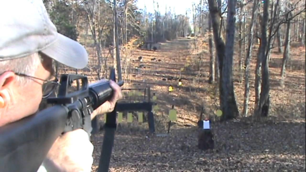 Slow Motion with Hickok45