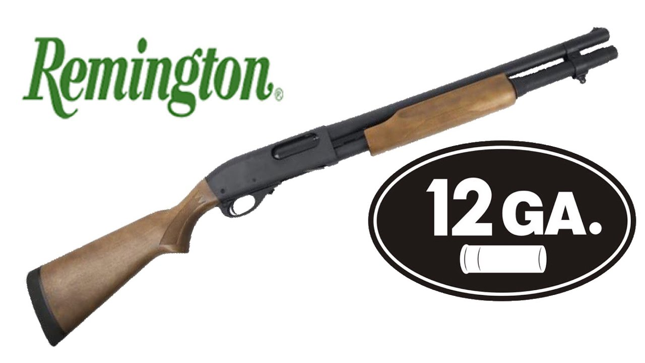 😍Remington 870 Technical Shotgun (Retro)