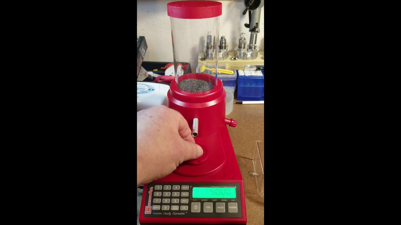 New Hornady Lock N Load Powder Dispenser First Impression