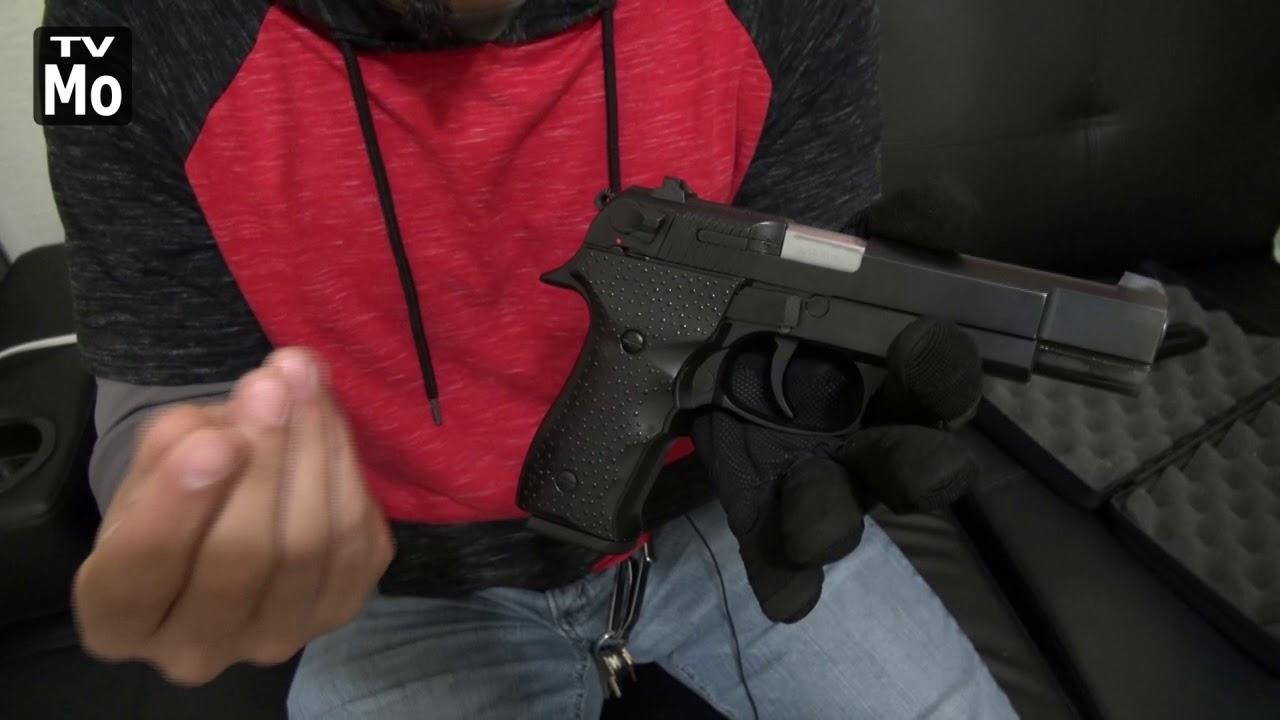 Tisas Zigana M16 9mm Part 2
