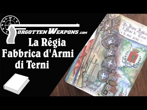 Book Review: La Régia Fabbrica d'Armi di Terni