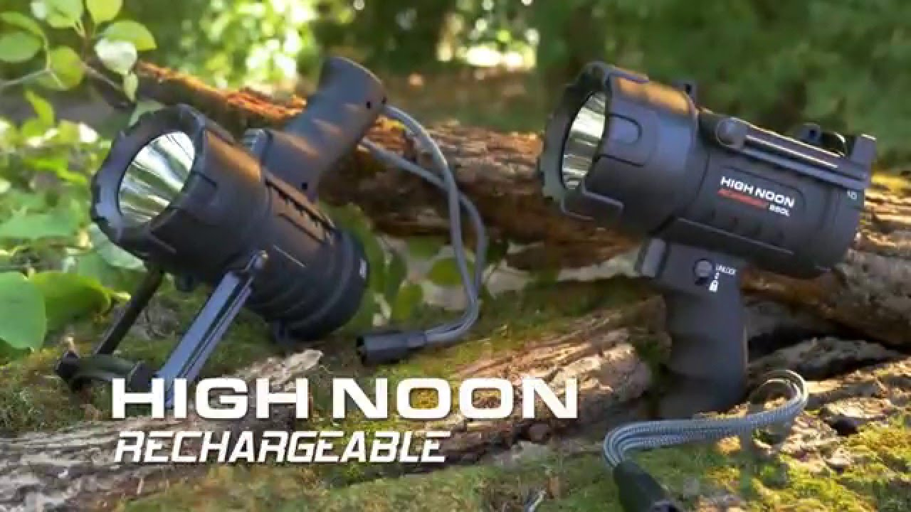 High Noon Rechargeable Spotlight (rev) --