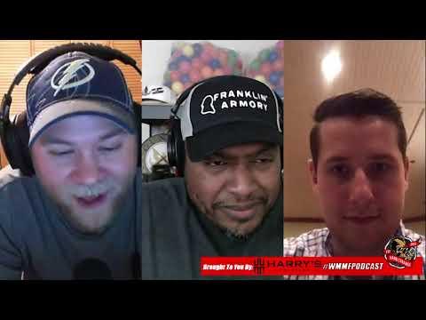 Podcast #364 FreeForAllMonday: What Do Dragons Eat Exactly? Hank Strange WMMF Podcast
