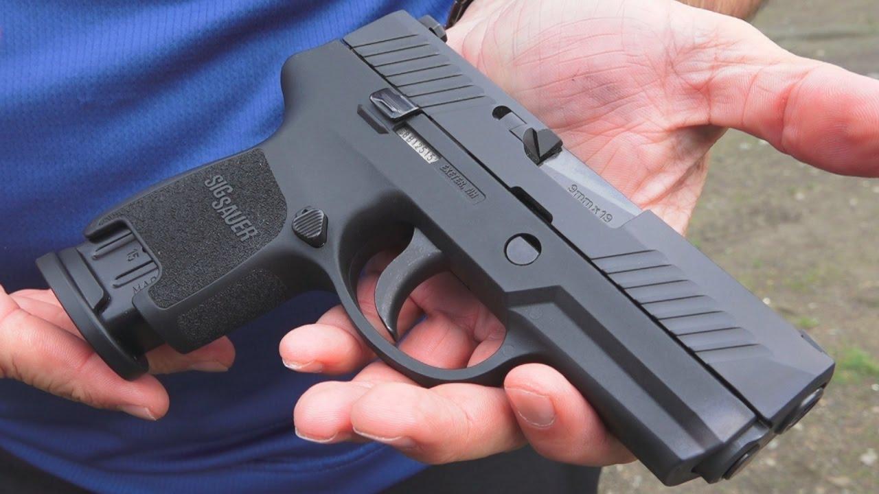 SIG Sauer P320 Sub Compact | The Glock 26 Killer